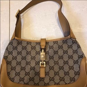 Gucci shoulder bag authentic used